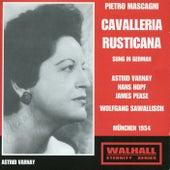 Mascagni: Cavalleria rusticana (Sung in German) [Recorded 1954] von Various Artists