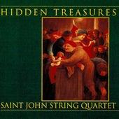 Hidden Treasures by Saint John String Quartet