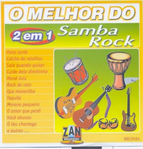 O Melhor do samba rock de Various Artists