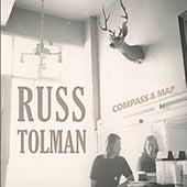 Compass & Map by Russ Tolman