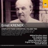 Krenek: Complete Piano Concertos, Vol. 2 by Various Artists