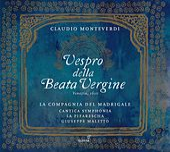 Monteverdi: Vespro della Beata Vergine de Various Artists