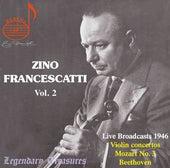 Zino Francescatti, Vol. 2 by Zino Francescatti