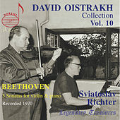 Oistrakh Collection, Vol. 10: Beethoven with Richter by David Oistrakh