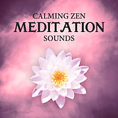 Calming Zen Meditation Sounds – Stress Relief, Calming Sounds, Buddha Lounge, Inner Silence by Meditation Awareness