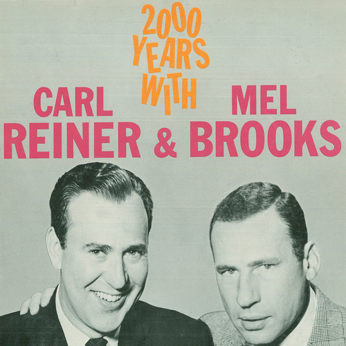 2000 Years With... by Mel Brooks/Carl Reiner