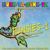 Hunk-Ta-Bunk-Ta: Funsies-1 de Katherine Dines