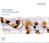 Hába: Complete String Quartets by Haba Quartett