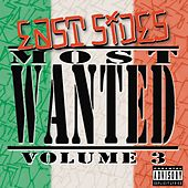 East Sides Most Wanted Volume Three by Various Artists