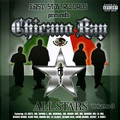 Chicano Rap Allstars Volume 3 by Various Artists