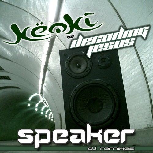 Speaker by Keoki