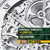 Scarlatti: 16 Sonatas von Ton Koopman