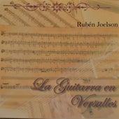 La Guitarra en Versalles de Rubén Joelson