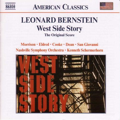 West Side Story (Naxos) by Leonard Bernstein
