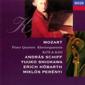 Mozart: Piano Quartets Nos. 1 & 2 by Miklós Perényi