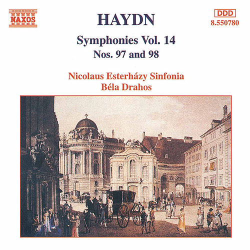 Symphonies Nos. 97 and 98 by Franz Joseph Haydn