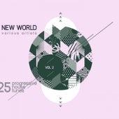 New World, Vol. 2 (25 Progressive House Tunes) von Various Artists