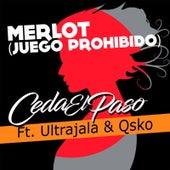 Merlot (Juego Prohibido) [feat. Ultrajala & Qsko] de Ceda El Paso