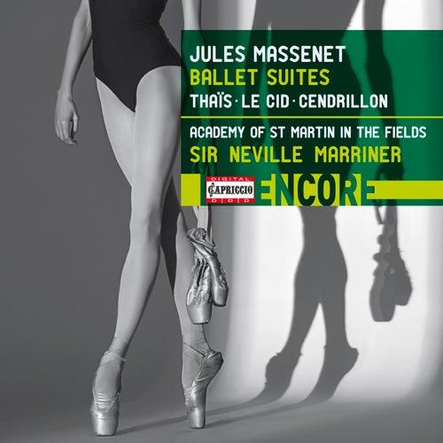 Massenet: Ballet Suites de Academy Of St. Martin-In-The-Fields (1)