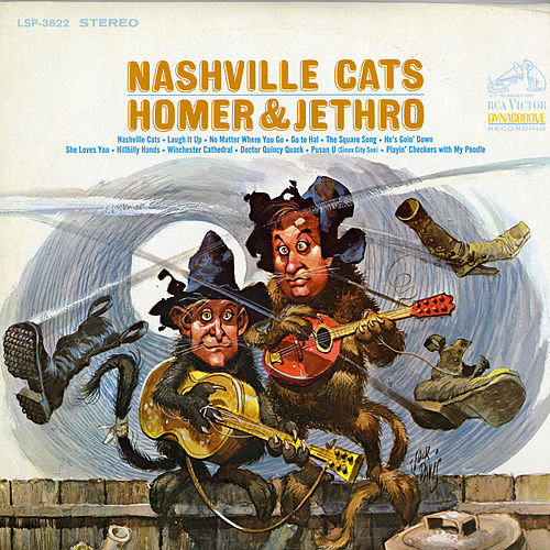 Nashville Cats by Homer and Jethro