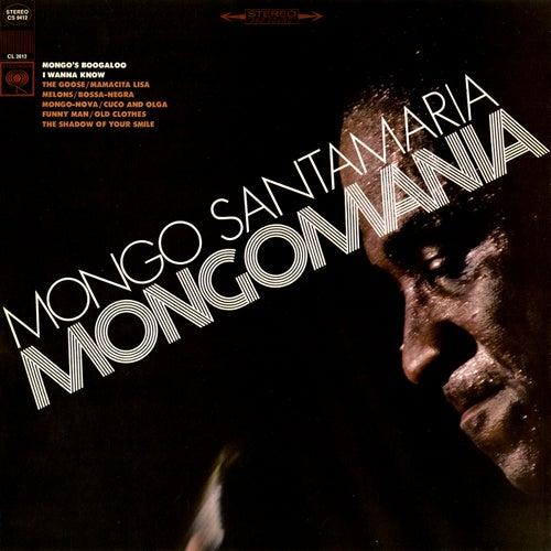 Mongomania by Mongo Santamaria