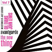 Milestones of Jazz Legends - Avantgarde the New Thing, Vol. 7 de Various Artists