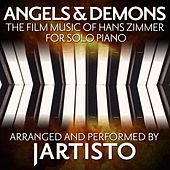 Angels & Demons: The Film Music of Hans Zimmer (For Solo Piano) de Jartisto