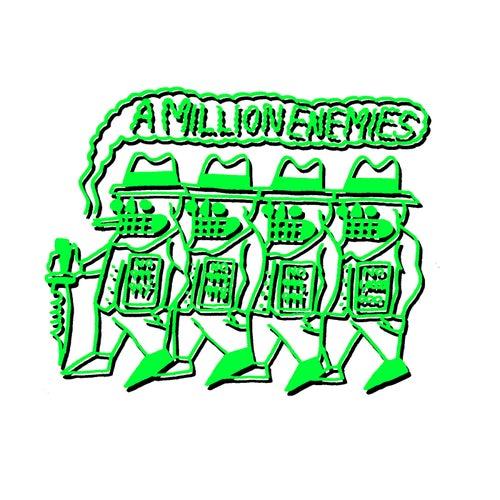 Million Enemies de Wavves