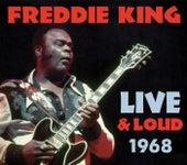Freddie King Live by Freddie King