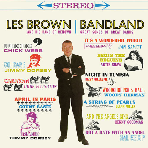 Bandland (Great Songs of Great Bands) by Les Brown
