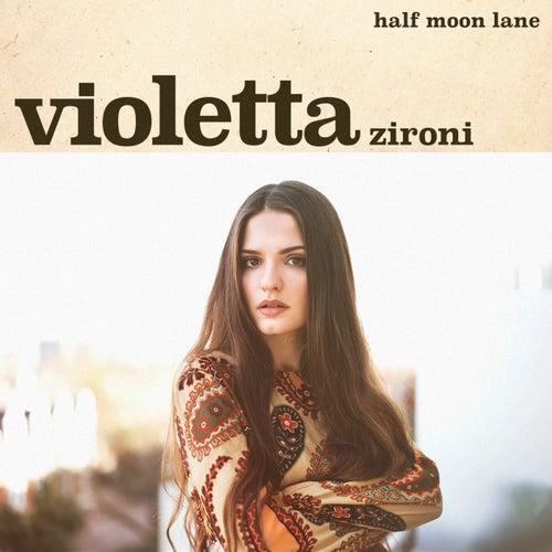Half Moon Lane by Violetta Zironi
