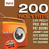 200 No.1 Hits, Vol. 6 by Various Artists