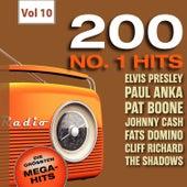 200 No.1 Hits, Vol. 10 by Various Artists