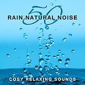50 Rain Natural Noise: Cosy Relaxing Sounds for Deep Relaxation, Water, Nature Sounds by Water Music Oasis