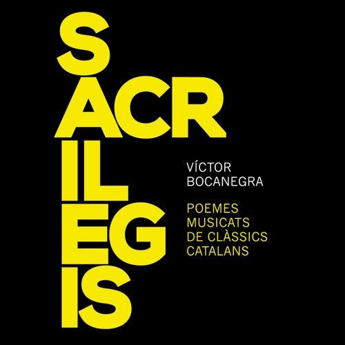 Sacrilegis de Victor Bocanegra