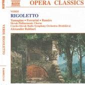 Verdi: Rigoletto by Giuseppe Verdi
