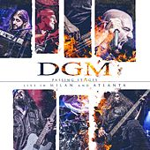 Passing Stages: Live in Milan and Atlanta by DGM