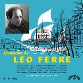 Chansons de Léo Ferré de Leo Ferre