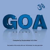 Goa, Vol. 63 by Various Artists