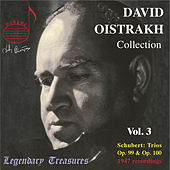 Oistrakh Collection, Vol. 3: Schubert Piano Trios Nos. 1 & 2 by David Oistrakh