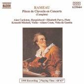 Pièces de Clavecin en Concerts de Jean-Philippe Rameau
