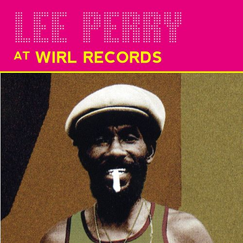 Lee Perry at Wirl Records by Lee 'Scratch' Perry