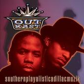 Southernplayalisticadillacmuzik de Outkast