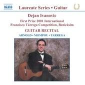 Guitar Recital by Dejan Ivanovic