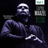 Milestones of a Legend - Lorin Maazel, Vol. 1 von Lorin Maazel