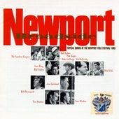 Newport Broadside von Various Artists