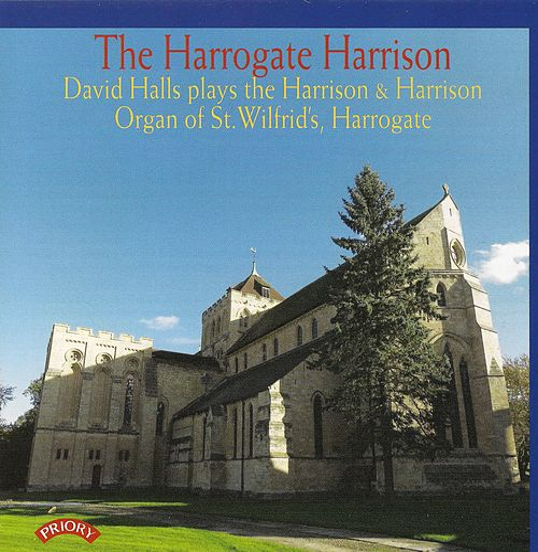 The Harrogate Harrison by David Halls