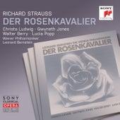 Strauss: Der Rosenkavalier by Leonard Bernstein / New York Philharmonic