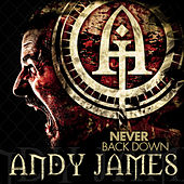 Never Back Down by Andy James