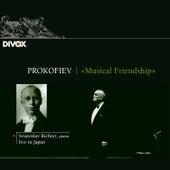 A Musical Friendship - Sviatoslav Richter Live in Japan von Sviatoslav Richter